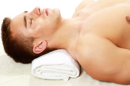 Massage Of Male Athletes 66